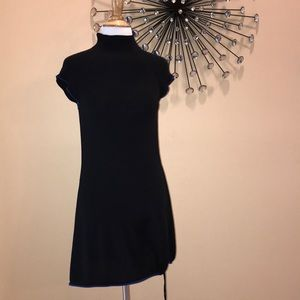 {A|X Armani Exchange} Knitted Sweater Dress 